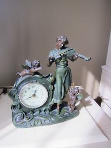 horloge décorative de style antique