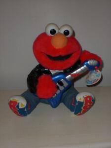 Peluche Rock n' Roll Elmo de 1998