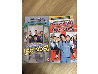 Scrubs seasons 1-6