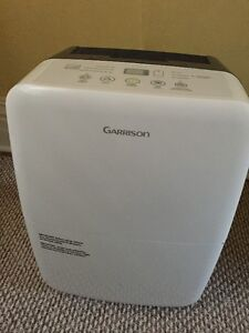 Garrison 28 Pint dehumidifier not used 2 months old