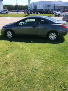 2010 honda civic in great condition. Only 92000 km