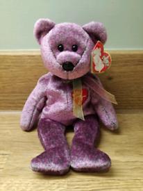 Ty Beanie Baby - 2000 Signature Bear