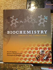 SCIENCE TEXTBOOKS FOR TRENT/FLEMING STUDENTS