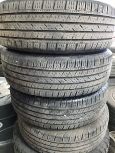 17 INCH ALL SEASON Continental Crosscontact TIRES