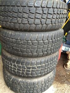 215/65R15 winter tires for sale