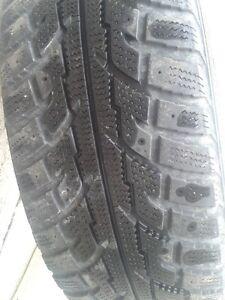 "18"" Winter Tires Sarnia Sarnia Area image 4"