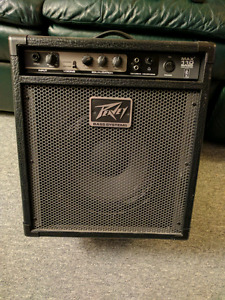 Peavey Max 110 Bass Amplifier - new price!