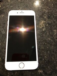 Rose gold iPhone 6s - 16 gb