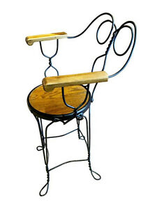 Antique Set of Billiard Observation Chairs