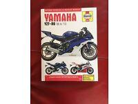 Yamaha r6 Haynes manual