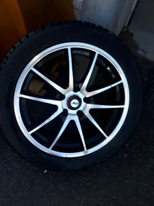 "Mag 17"" bolt pattern 5x114.3 mag usager"