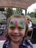 Face Painting & Glitter Tattoos for 11/2 hour for only $145