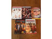 Desperate housewives box set 1-5