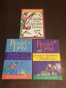 Charlie and the Chocolate Factory (+2 more)