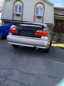 1999 Honda Civic EX (NEGOTIABLE)