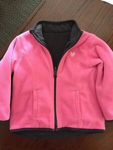 Toddler 1T fleece jacket