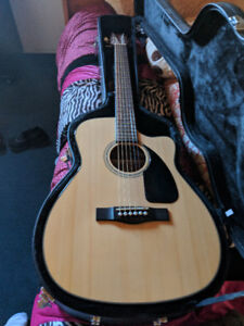 Fender Electric Acoustic Guitar