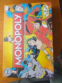 Monopoly - DC Comics Special Edition