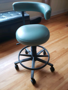 Dental hygienist stool