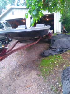 Bass boat project cheap