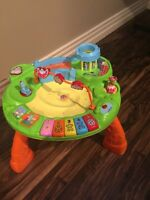In the night garden musical table by Vtech