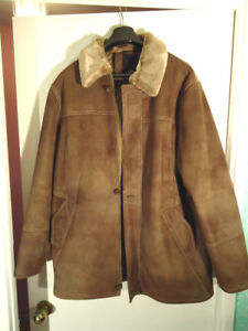 Utex Design Stylus  Men Fur Jacket/Coat  (New)!