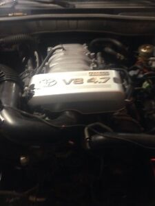 4.7 Toyota 4Runner engine