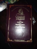 Old Charles dickens book