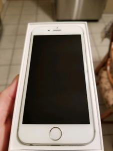 IPhone 6 blanc 16G en excellent état