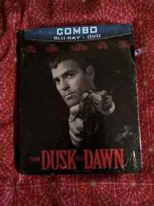 From dusk till dawn exclusive blu ray steelbook with dvd sealed