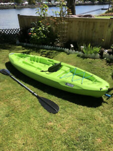 Looking for a Christmas Gift? Kayak for Sale! Great condition