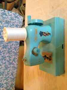 Vintage 1970s Holly Hobbie Toy Sewing Machine