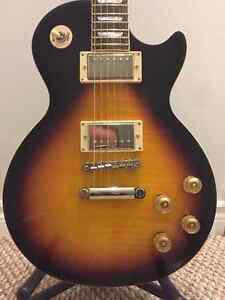 Epiphone Les Paul 1960 Tribute Plus with Gibson Classic 57's Kitchener / Waterloo Kitchener Area image 2