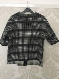 French Connection Monochrome Jumper - Ladies XS / 8