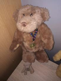 Metro George bear (Limited Edition)