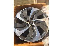 Citroen C4 2014 Alloy Wheels x4