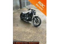 Harley-Davidson FXSB 103 BREAKOUT 1690 15 - FINANCE AVAILABLE AT LOW RATES!