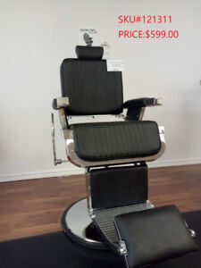 Chaise De Coiffure Barbier Styling Chair Professionnel Neuf