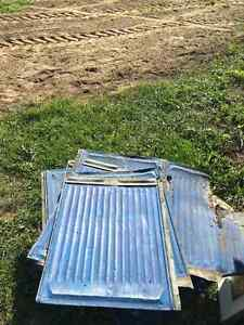Antique Tin Roofing Tiles
