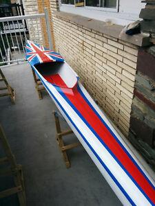 Racing kayak K1 Kirton Tiger