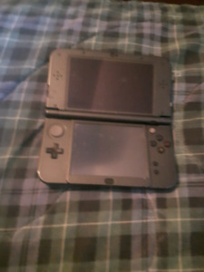 New 3ds with 5 games