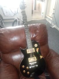 Les Paul copy electric guitar ENCORE