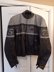 Belstaff Leather Bike Jacket
