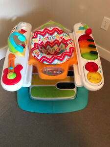 Fisher price step n play for sale