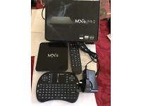 MXQ Pro box