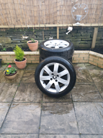"Peugeot alloy wheels 16"" 307,ect van or car"