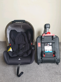 Ickle Bubba travel system with isofix, changing bag and mat