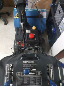 SJ906 Snowblower Gas Electric start Fully controllable