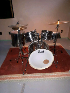 Pearl export series drum set 600 priced dropped from 800
