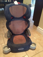 Graco Booster Seat (w/back)